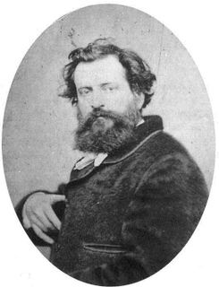 François Chifflart French painter, designer and engraver