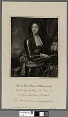 James Scot, Duke of Monmouth