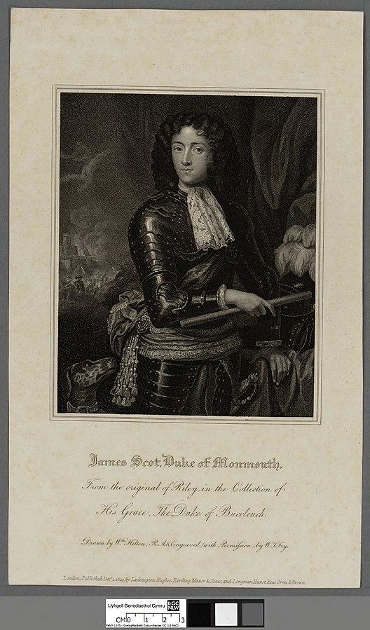 James Scot, Duke of Monmouth