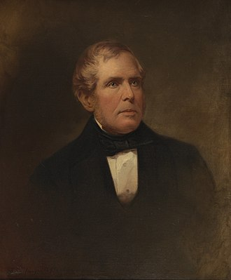 Samuel Waugh - Image: Portrait of Joseph R. Ingersoll by Samuel Bell Waugh