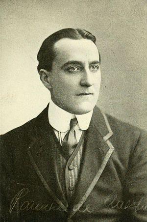 Ramiro de Maeztu - Portrait of Ramiro de Maeztu, by Whiteley
