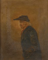 Portrait of a Greenwich Pensioner, ca. 1832