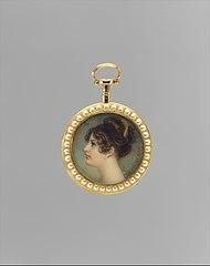 Portrait of a Woman, Said to Be Emma (1765–1815), Lady Hamilton