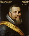 Portret van Willem Lodewijk, graaf van Nassau, bijgenaamd in het Fries 'us heit' (onze vader) Rijksmuseum SK-A-525.jpeg