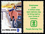 Postal Service Employees - Rural Mail Delivery - 8c 1973 issue U.S. stamp.jpg