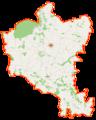 Powiat żuromiński location map.png