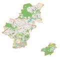 Powiat będziński location map.png