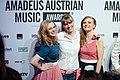 Poxrucker Sisters Amadeus Austrian Music Awards 2016.jpg