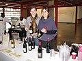 Présentation des vins de Aubin Cellars, Oakland.jpg