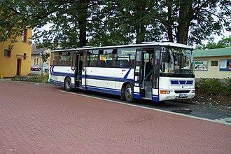 Karosa - Karosa C 954