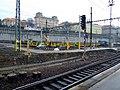 Praha, Nové Město, Hlavní nádraží, rekonstrukce II.JPG