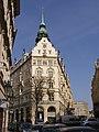 Praha, Staré Město, Králodvorská, Hotel Paříž 01.jpg