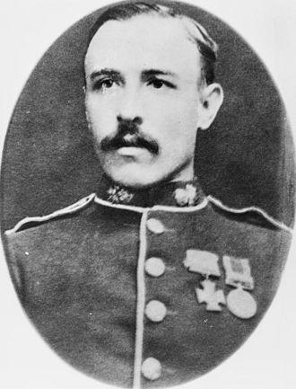 Thomas Ashford - Pte Thomas Ashford VC, c1880 (IWM HU71321)