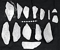 Prehistoric stone artefacts from Sierra Leone (West Africa) (2532076540).jpg