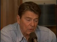File:President Reagan's Radio Address to the Nation on the Farm Credit Programs on February 23, 1985.webm