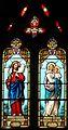 Pressignac (24) église vitraux.JPG
