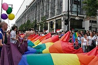 sigla gay e lesbiche