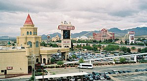 Primm, Nevada - Primm off Interstate 15