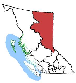 Prince George—Peace River—Northern Rockies