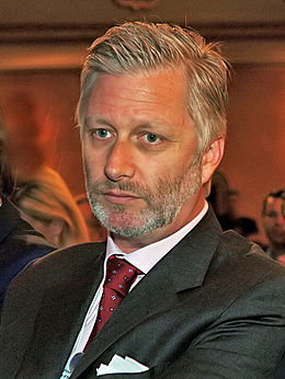 Prince Philippe of Belgium, Duke of Brabant cropped.jpg