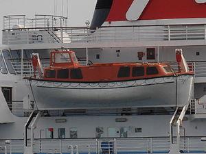 Princess Daphne Lifeboat Tallinn 14 July 2012.JPG