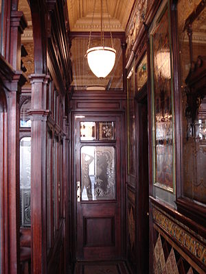 Princess Louise, Holborn - Image: Princess Louise public house, High Holborn, London 02