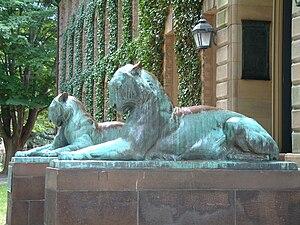 Jane Eliza Procter Fellowship - Image: Princeton University Nassau tigers