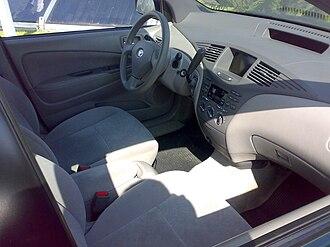 Toyota Prius - Interior.
