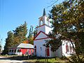Proprietors Meeting House and Parish House, South Buxton ME.jpg