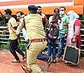 Protest on Unemployment - Lucknow, Uttar Pradesh - 26 August 2021 - 03.jpg