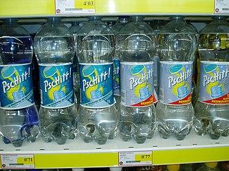 Pschitt - Bottles of Pschitt!