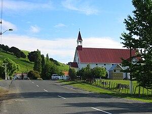 Puhoi - Puhoi Village