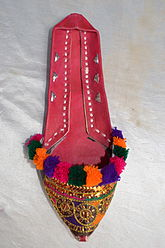 Punjabi Rural shoe-4.JPG
