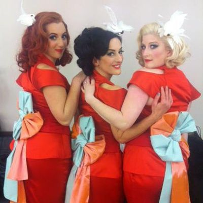 Picture of a band or musician: The Puppini Sisters