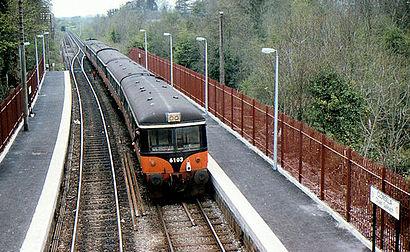 Comment aller à Clonsilla Railway Station en transport en commun - A propos de cet endroit