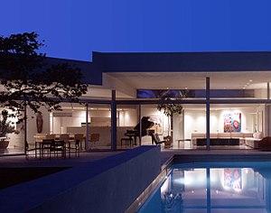 Carl Abbott - Image: Putterman residence