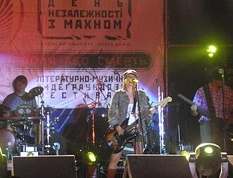 Qarpa - Performance on Maxno-Fest
