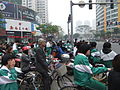 Quanzhou - bike traffic - DSCF8716.JPG