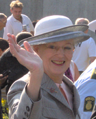 Queen Magrethe sep 7 2005