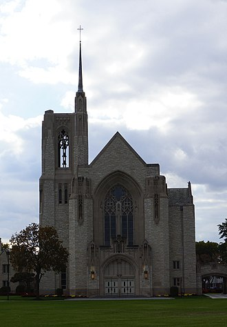 Queen of All Saints Basilica - Image: Queen of All Saints Basilica Chicago