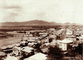 Queensland State Archives 2416 Looking across Ross River to Mount Stuart Townsville 1897.png