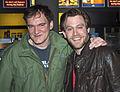 Quentin Tarantino and Ken Duken (Berlin Film Festival 2009).jpg