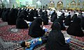 Qur'an reading, Hilal ibn Ali Mosque, Ramadan 1438 AH 17.jpg