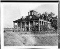 REAR AND SIDE - Seven Oaks Plantation, Westwego, Jefferson Parish, LA HABS LA,26-WESWE,1-6.tif
