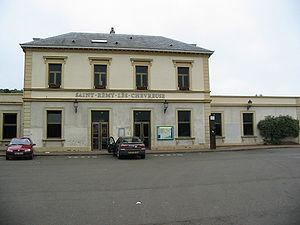 Gare de Saint-Rémy-lès-Chevreuse - Gare de Saint-Rémy-lès-Chevreuse