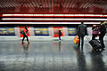 RER A, Station Auber, Paris, France January 2012.jpg