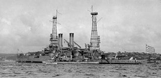 Greek battleship <i>Lemnos</i> Pre-dreadnought battleship of the United States Navy and the Greek Navy