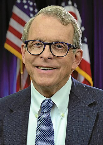 Mike DeWine - Image: RMD Official Headshot
