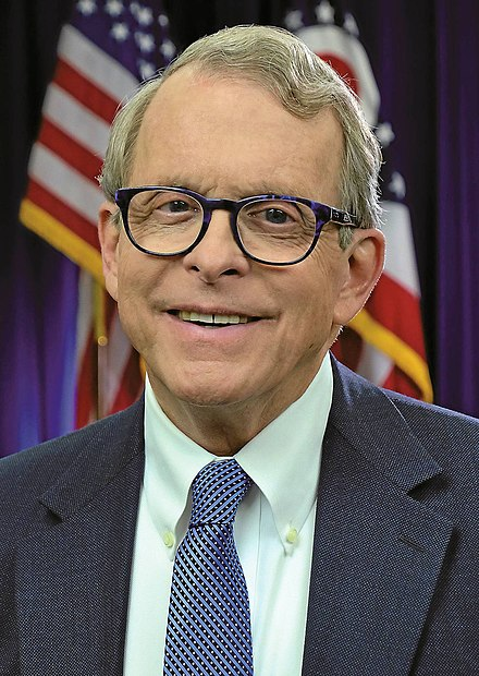 Sex offender and marc dann and ted strickland and legal