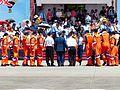 ROCA Dragon Team Crew Photoed with ROCAF Commander General Liu and Elder Crew 20130601.jpg